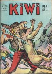 Kiwi -53- Le petit trappeur