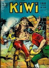 Kiwi -60- Le petit trappeur