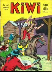 Kiwi -61- Le petit trappeur