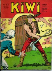 Kiwi -63- Le petit trappeur