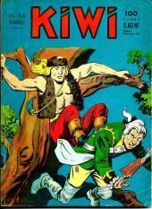 Kiwi -64- le petit trappeur