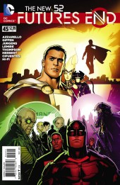 New 52 (The): Futures End (2014) -45- Issue 45