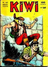 Kiwi -65- le petit trappeur