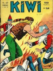 Kiwi -69- le petit trappeur