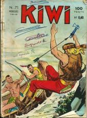 Kiwi -71- Le petit trappeur