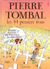 Pierre Tombal -1b2001- Les 44 premiers trous