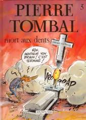 Pierre Tombal -3b1997- Mort aux dents