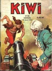 Kiwi -88- Le petit trappeur