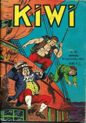 Kiwi -101- le petit trappeur