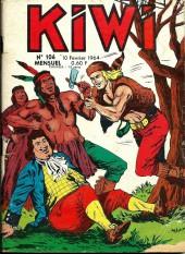 Kiwi -106- le petit trappeur