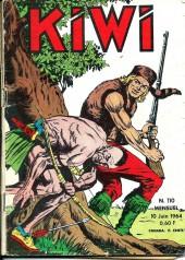 Kiwi -110- le petit trappeur