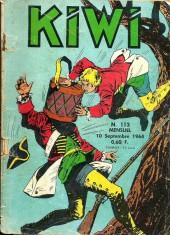 Kiwi -113- le petit trappeur