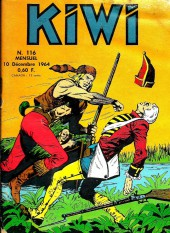 Kiwi -116- le petit trappeur