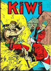 Kiwi -134- le petit trappeur