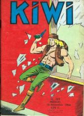 Kiwi -139- le petit trappeur