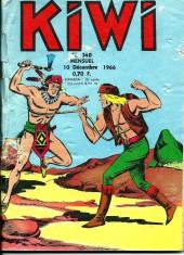Kiwi -140- le petit trappeur