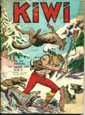 Kiwi -141- le petit trappeur