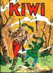 Kiwi -142- le petit trappeur