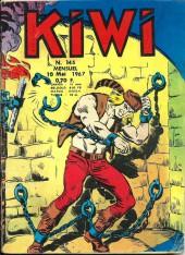 Kiwi -145- le petit trappeur