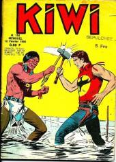 Kiwi -154- le petit trappeur