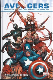 Ultimate Avengers (Marvel Deluxe)