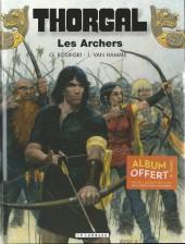 Thorgal -9Pub3- Les Archers