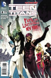 Teen Titans (2014) -8- One Brief, Shining Moment, Part 2