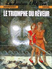 Les aventures d'Alef-Thau -8- Le triomphe du rêveur