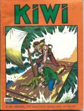Kiwi -462- La pèche miraculeuse...