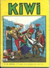 Kiwi -459- Les canons de la baronne!