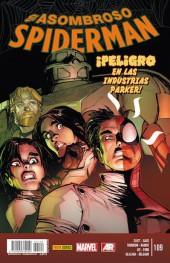 Asombroso Spiderman -109- ¡Peligro en las Industrias Parker!
