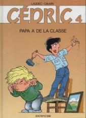 Cédric -4b01- Papa a de la classe