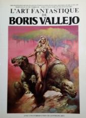 (AUT) Vallejo - L'art fantastique de Boris Vallejo