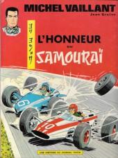 Michel Vaillant -10a1972- L'honneur du Samouraï