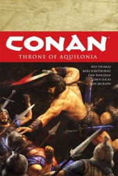 Conan: Road of Kings (2010) -INT12- Throne of Aquilonia