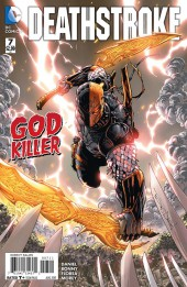 Deathstroke (2014) -7- God Killer