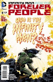 Infinity Man and the Forever People (2014) -9- A Matter of Interpretation
