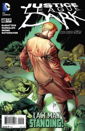 Justice League Dark (2011) -40- The Amber of the Moment, Part Six