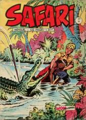 Safari (Mon Journal) -35- Katanga JOE - Les incorruptibles