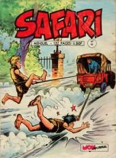 Safari (Mon Journal) -43- Katanga JOE - ça barde à Taharga