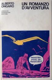 (AUT) Pratt, Hugo (en italien) - Un romanzo d'avventura
