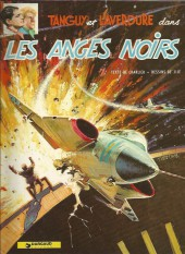 Tanguy et Laverdure -9b1981- Les anges noirs