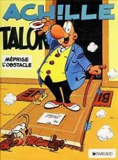 Achille Talon -8c91- Achille talon méprise l'obstacle