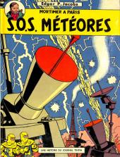 Blake et Mortimer (Historique) -7a67'- S.o.s. météores - mortimer à paris