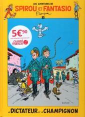 Spirou et Fantasio -7Ouest Fr.- Le dictateur et le champignon