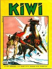 Kiwi -454- A l'amour comme à la guerre!