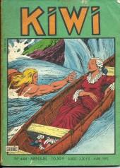 Kiwi -444- Sept mercenaires contre Blek...