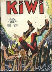 Kiwi -202- Une vie contre une autre