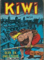 Kiwi -REC054- Album N°54 (du n°251 au n°254)