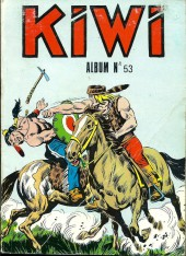 Kiwi -REC053- Album N°53 (du n°247 au n°250)